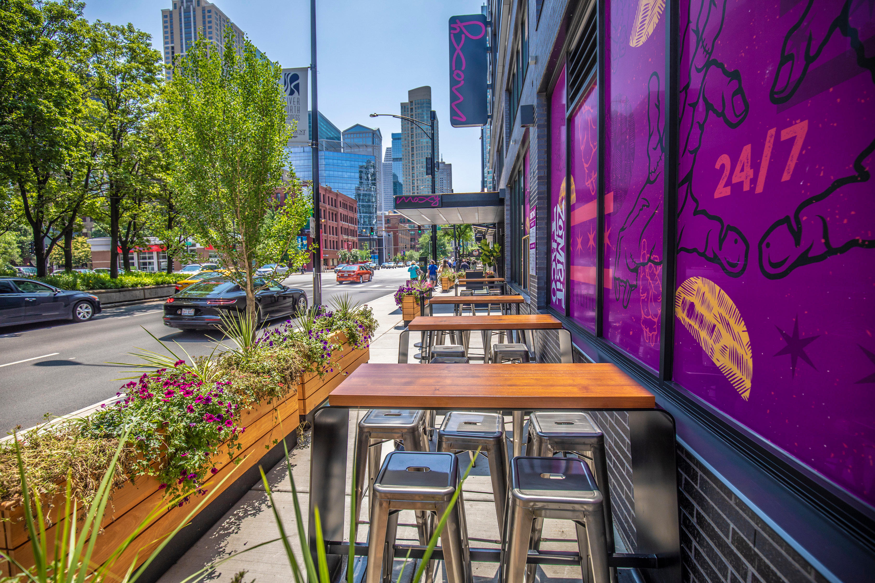 MOXY Chicago Downtown image 28