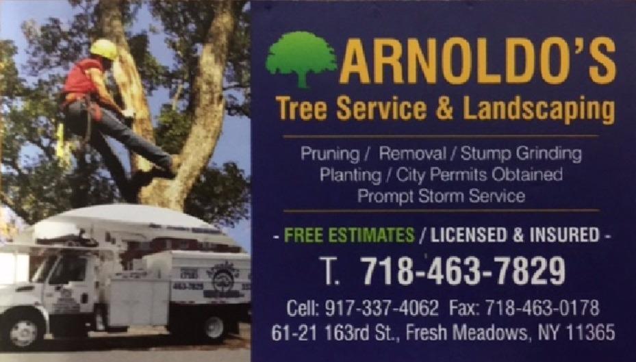 Arnoldo's Tree Service & Landscaping
