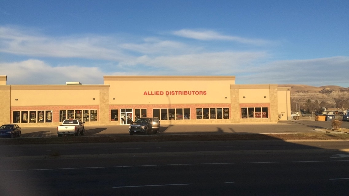 Allied Distributors (Drumheller) Ltd in Drumheller