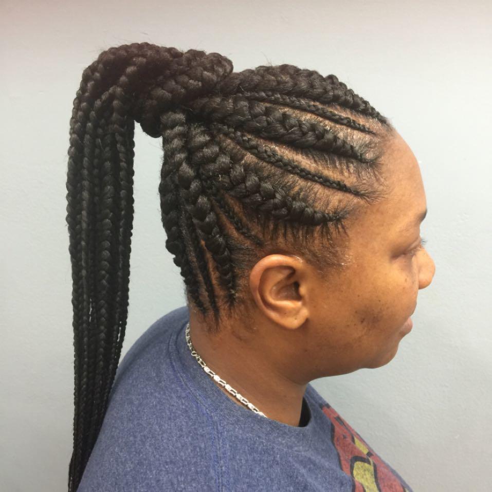 Aisha Hair Braiding image 13