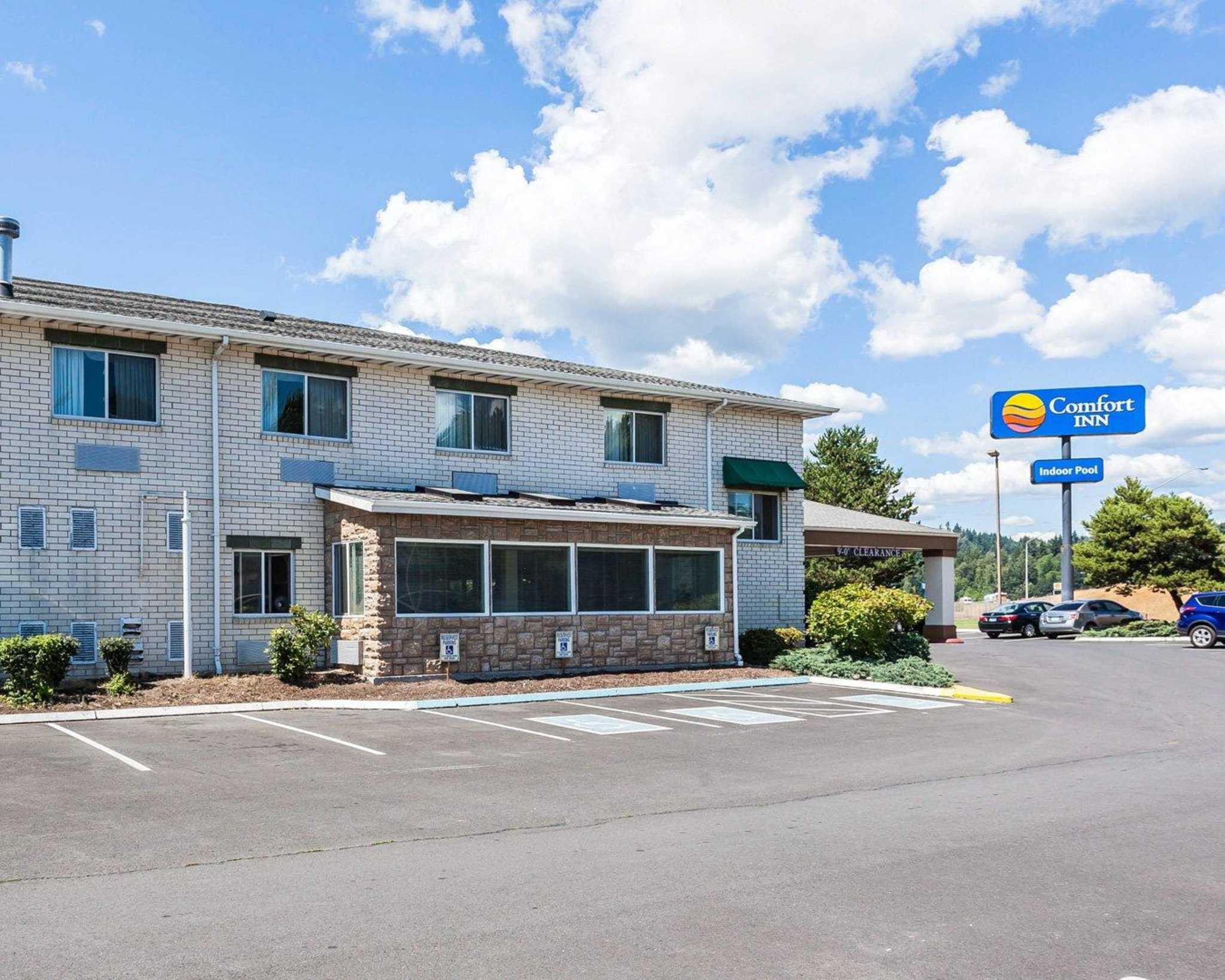 Comfort Inn Kelso - Longview image 2