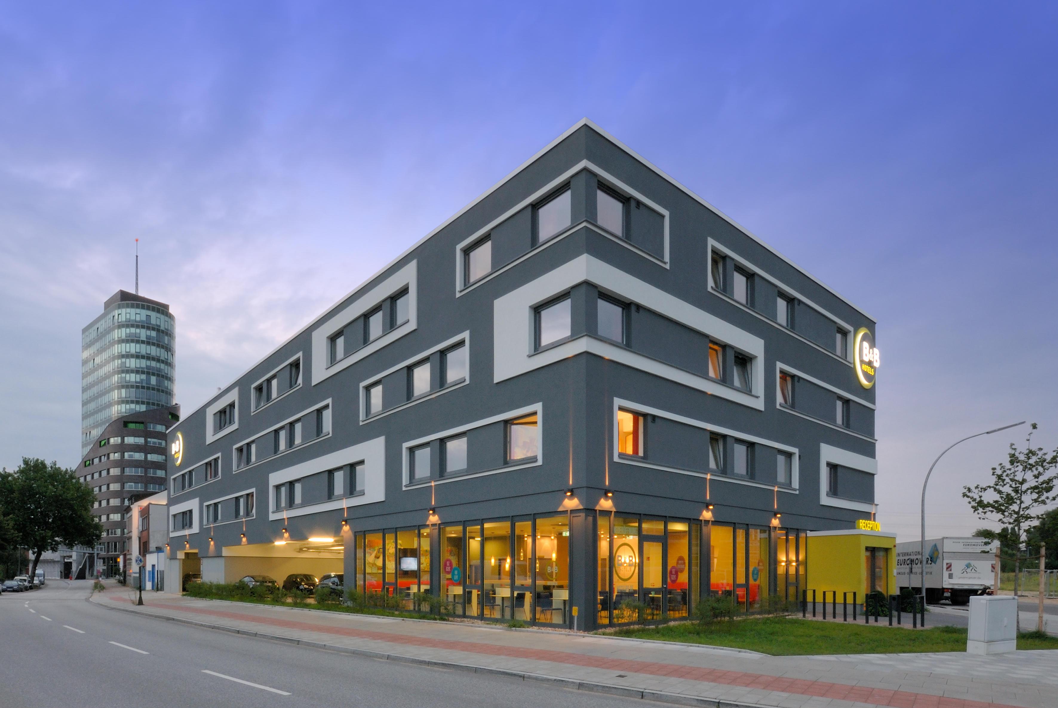 Bb Hotel Hamburg Harburg