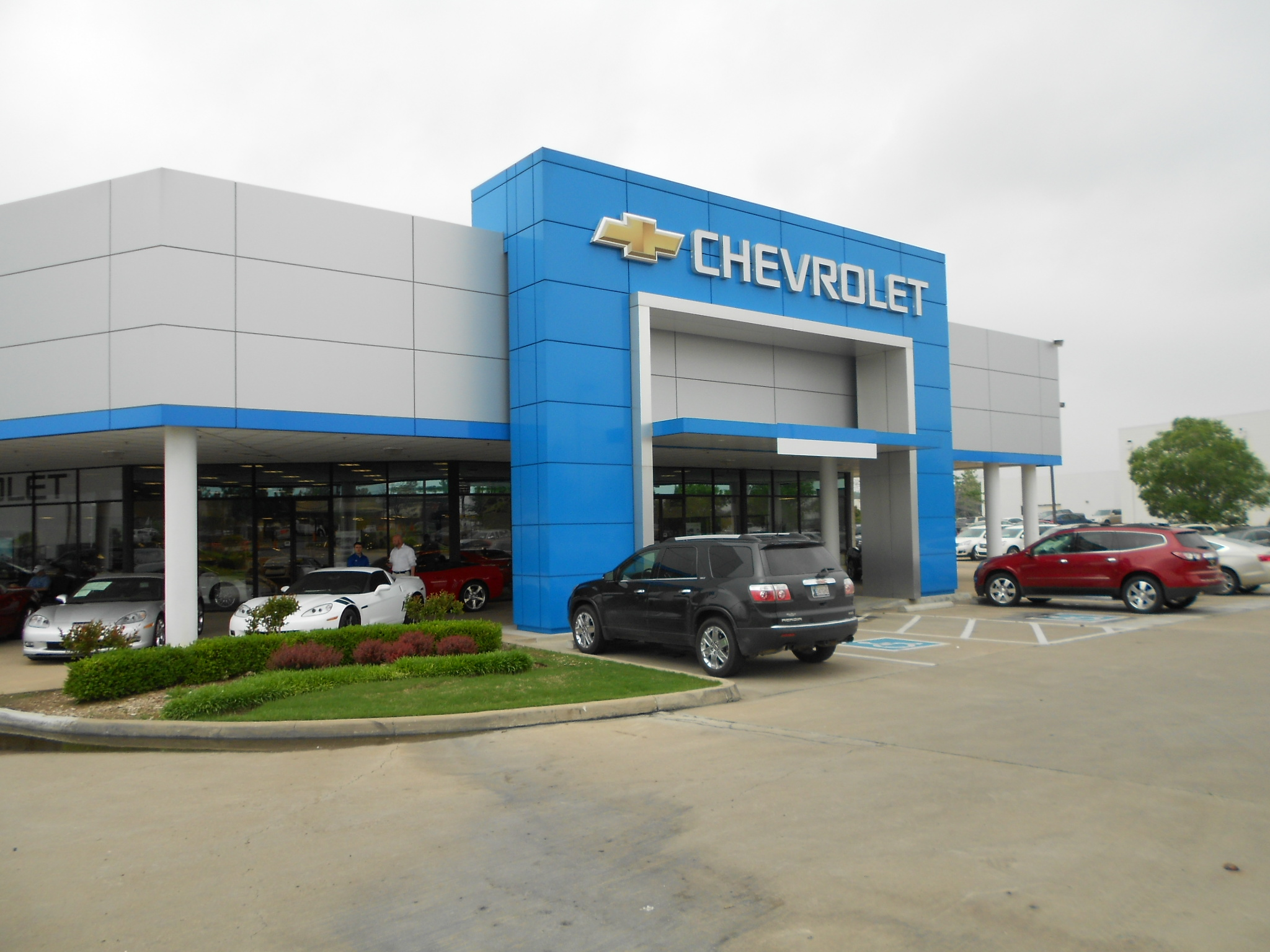 Welcome to Tulsa's South Pointe Chevy!