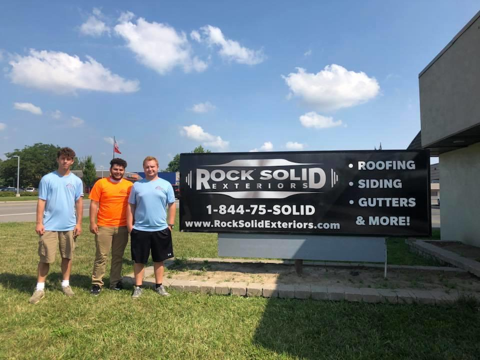 Rock Solid Exteriors - Roofers and Siding Contractors image 2