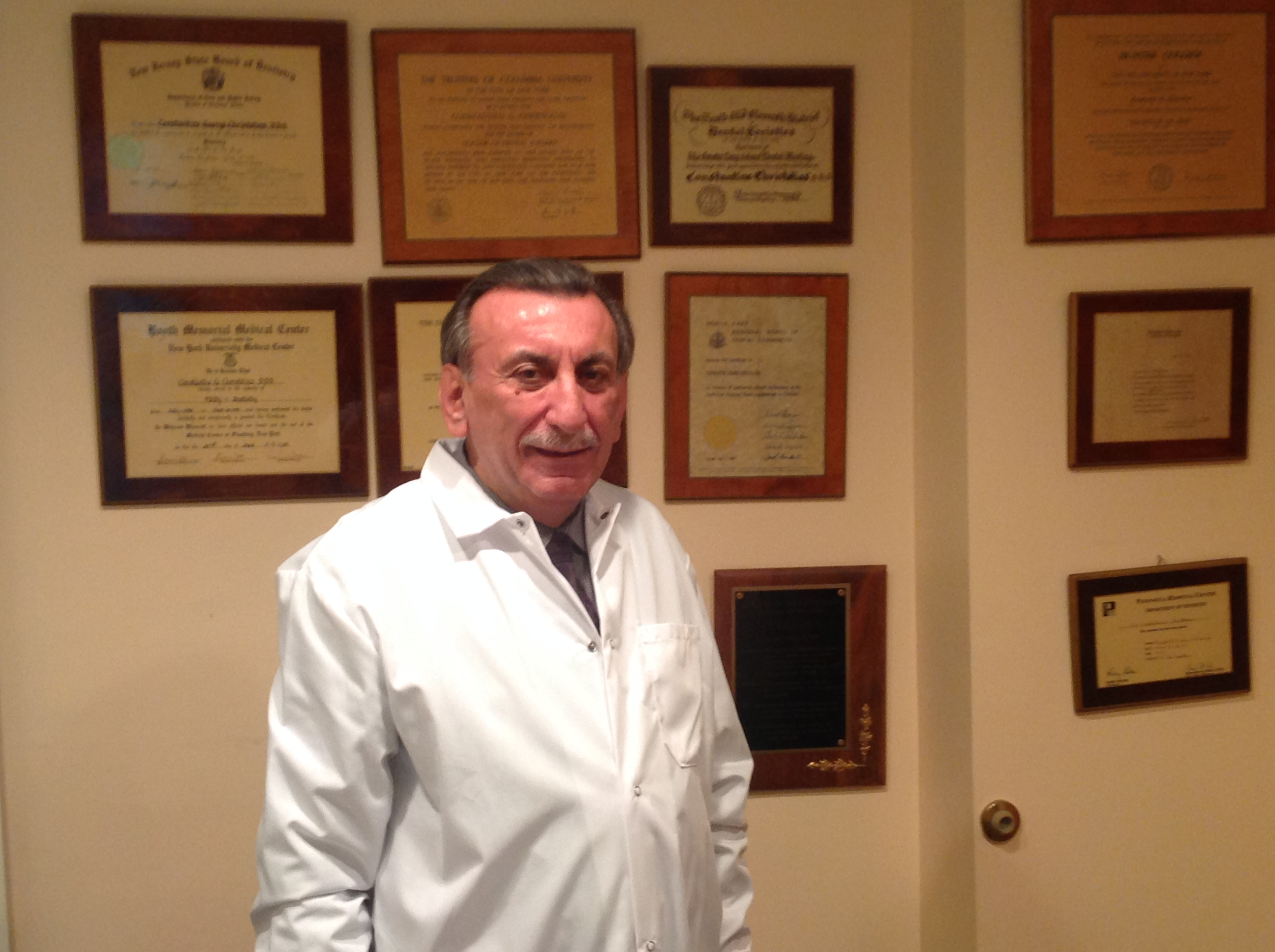 Dr. Constantine Christolias image 1