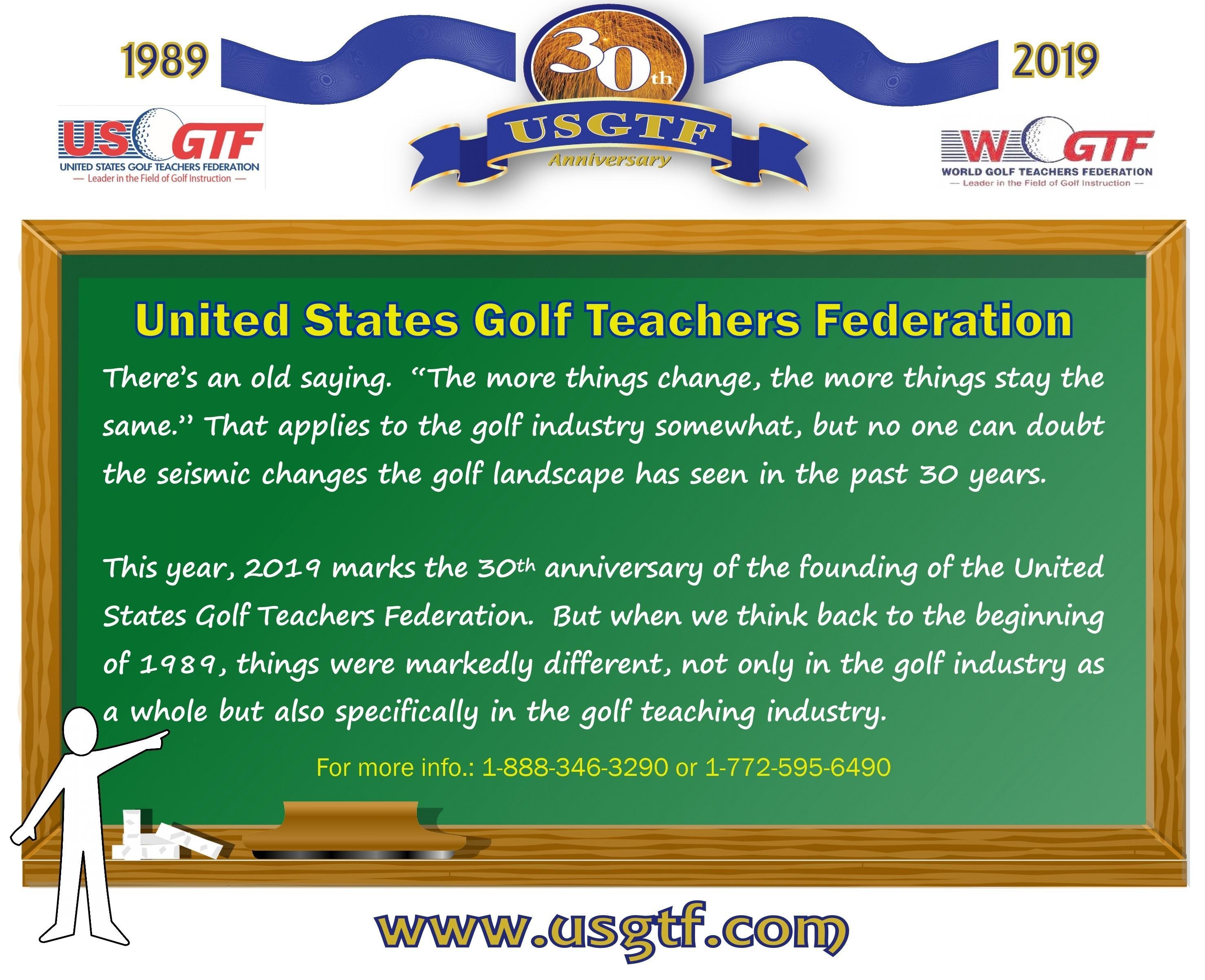 United States Golf Teachers Federation image 0