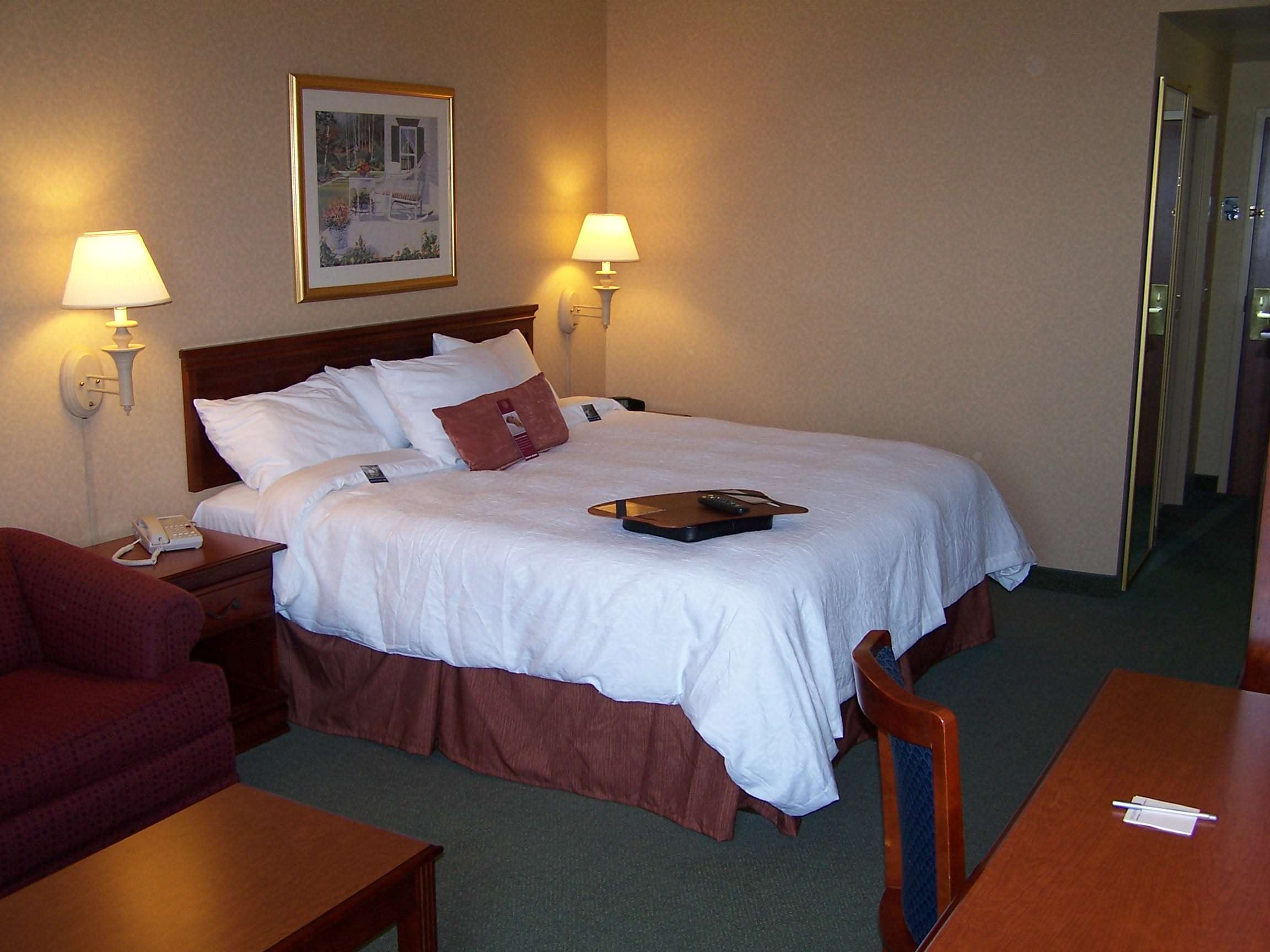 Hampton Inn Waterville image 15