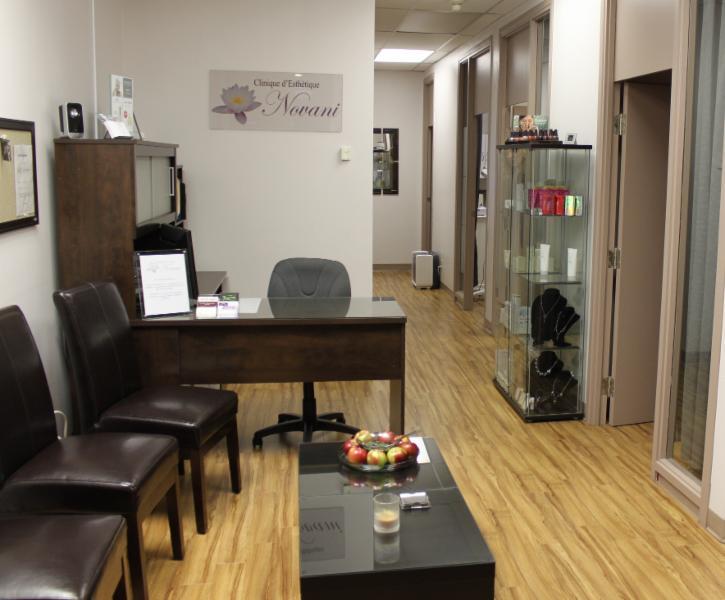 Clinique d'Esthétique Novani à Brossard
