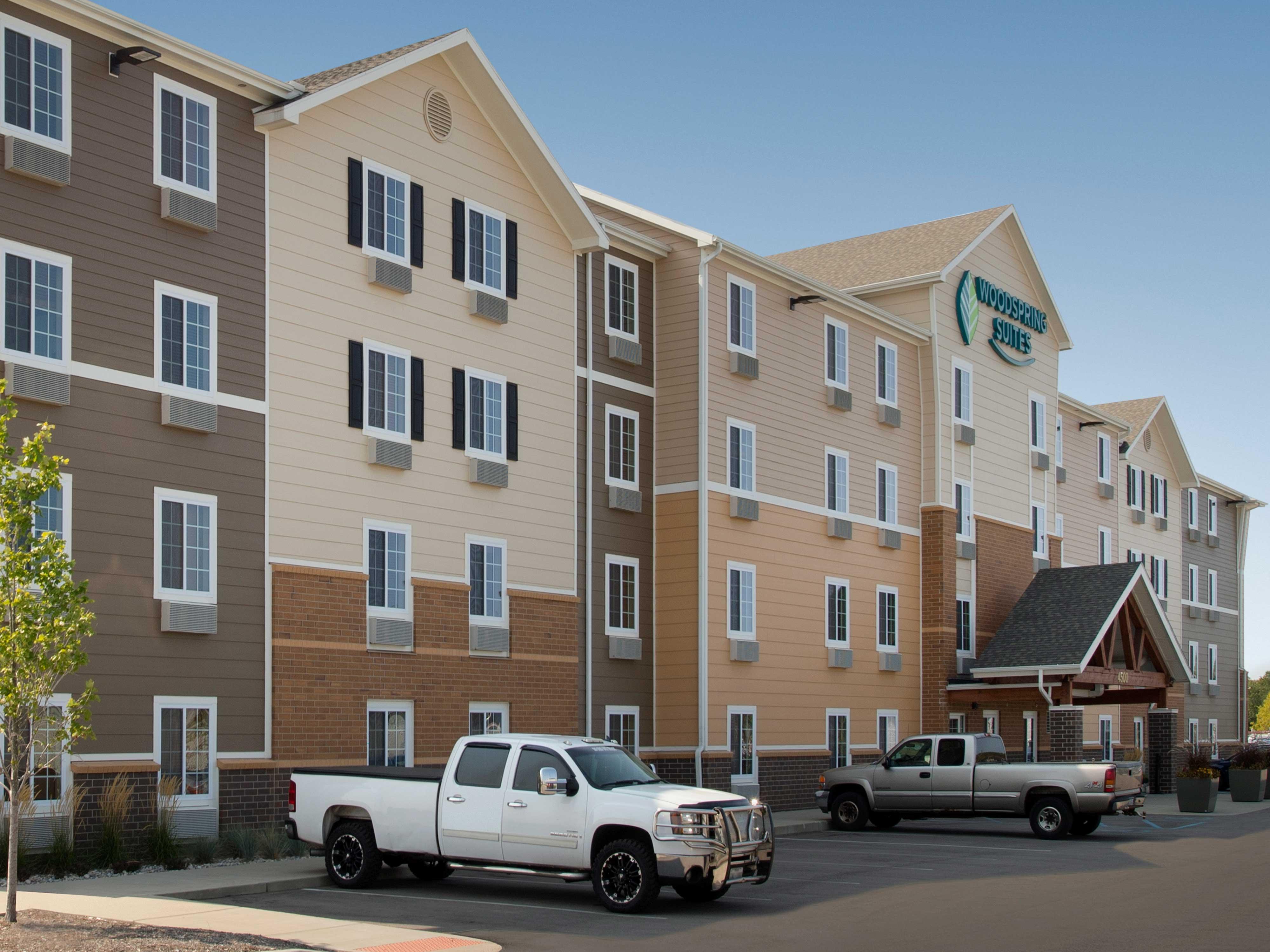 WoodSpring Suites Grand Rapids South image 20