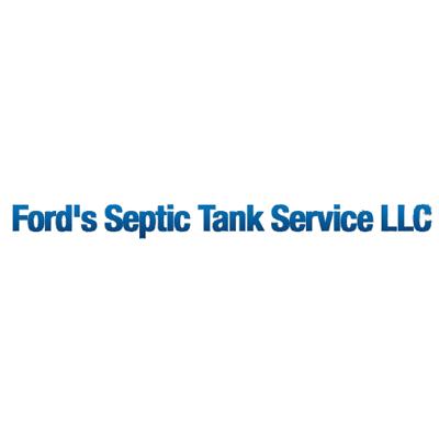 Ford's Septic Tank Service LLC