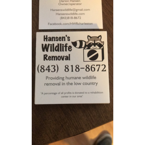 Hansen's Wildlife Removal
