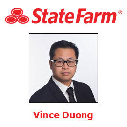 Vince Duong - State Farm Insurance Agent