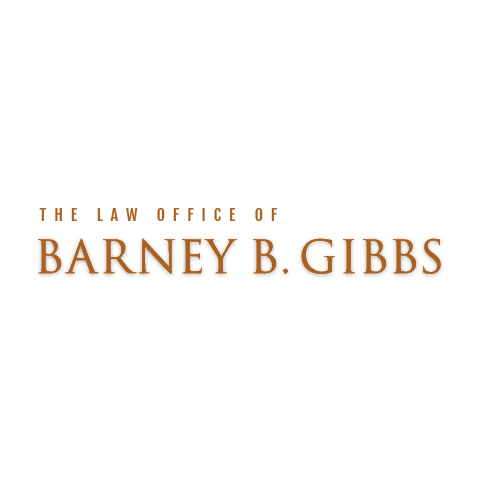 The Law Office of Barney B. Gibbs