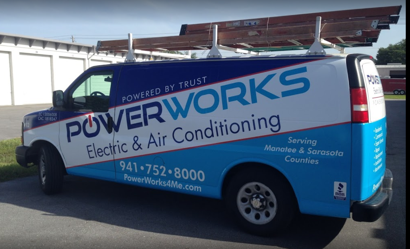 Powerworks Electric & Air Conditioning image 1