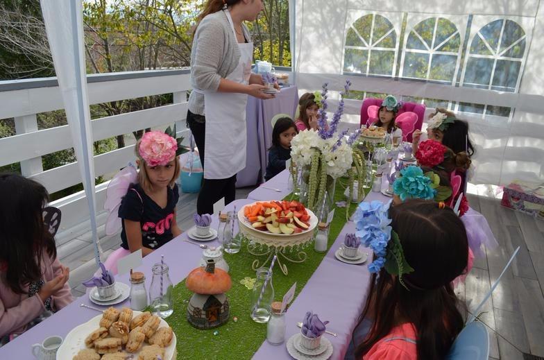 Little Ladies Tea Parties image 5