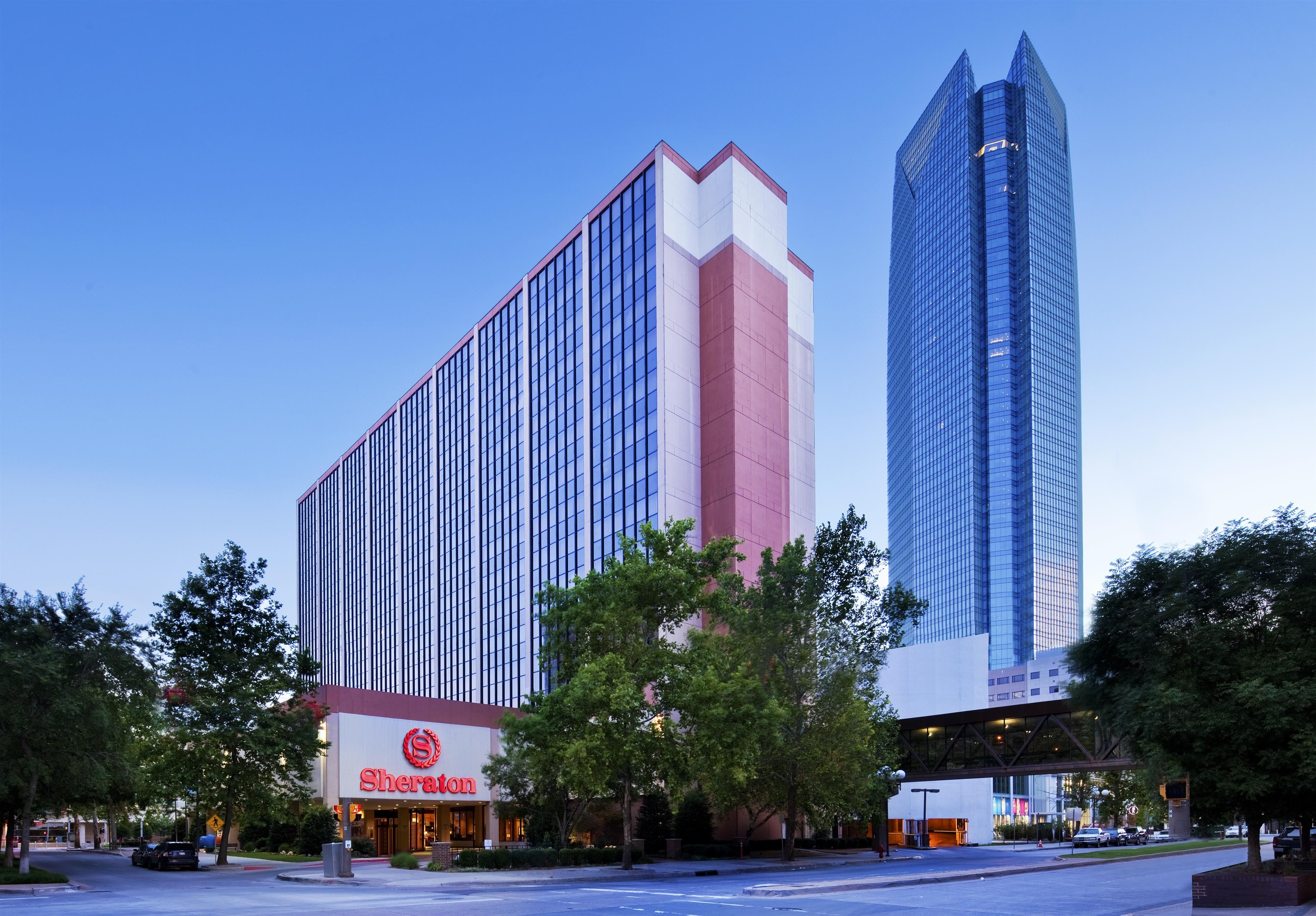 Sheraton Oklahoma City Downtown Hotel image 18