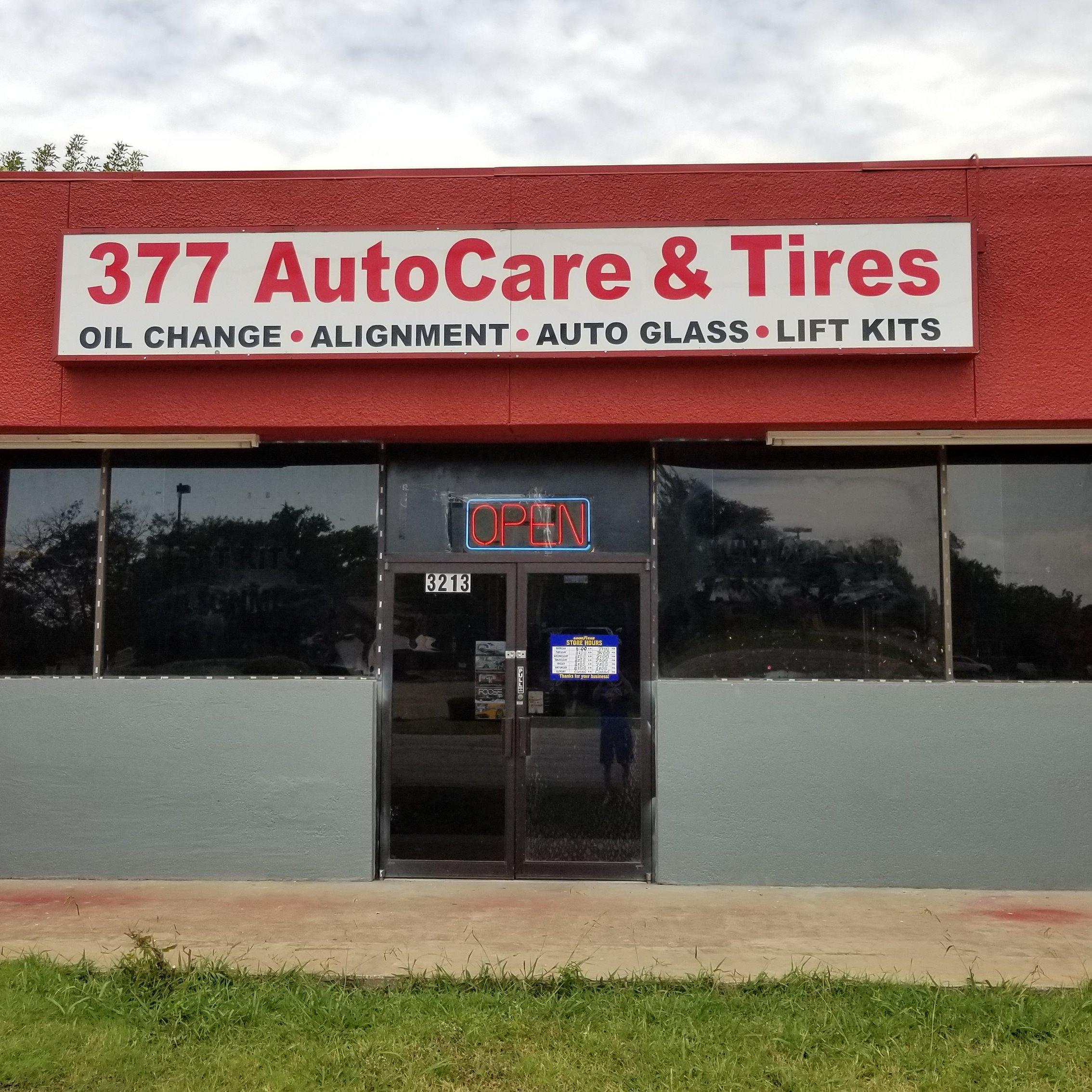 377 AutoCare & Tires