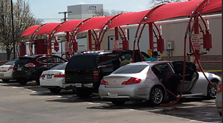 Quick N Clean Car Wash - ALTA MERE - Independently Owned