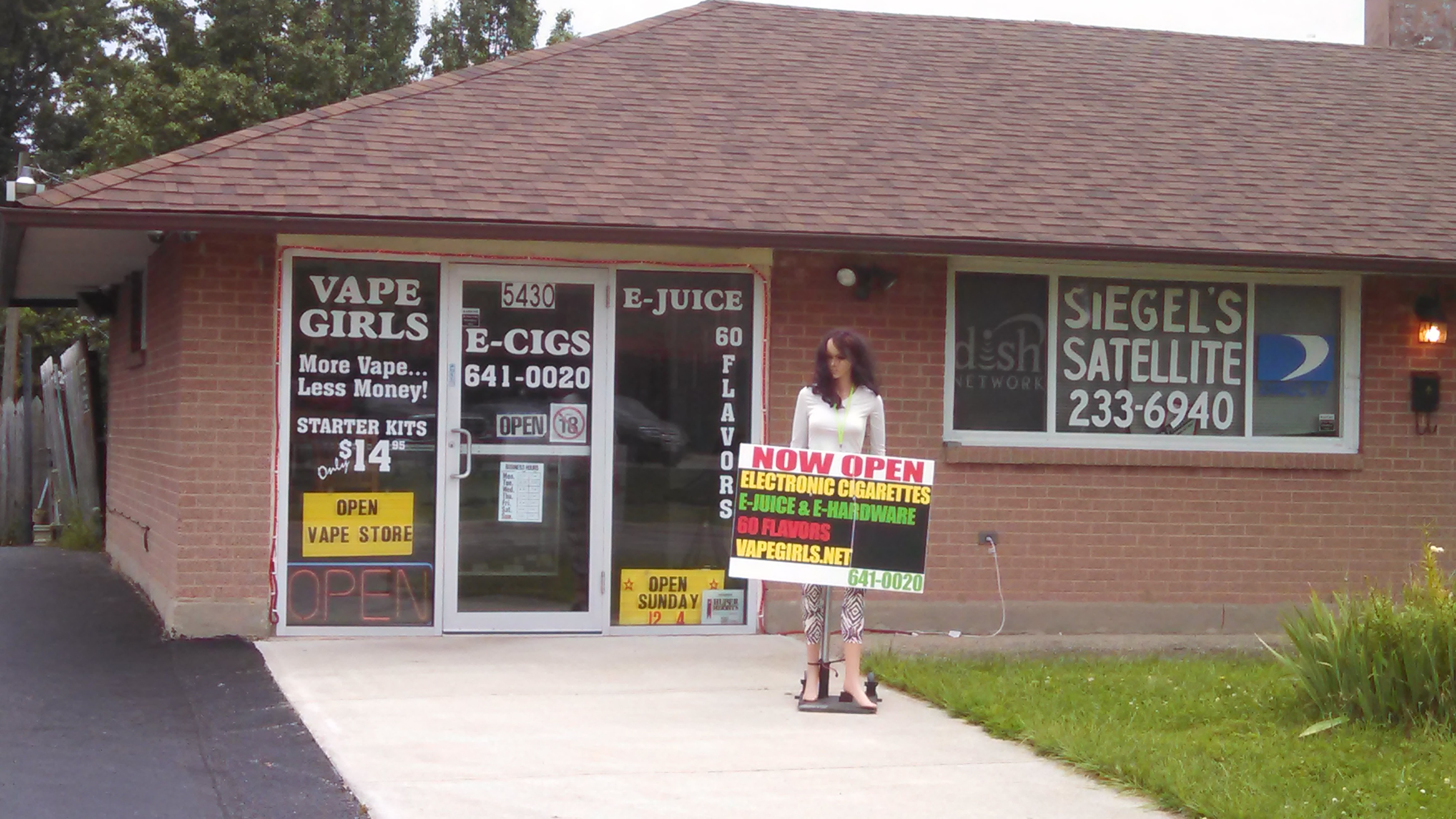 Huber Heights (OH) United States  City new picture : VAPE GIRLS in Huber Heights, OH 937 641 0020