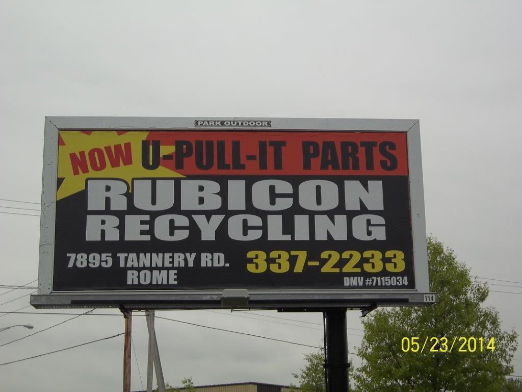 Rubicon Recycling, Inc. image 0