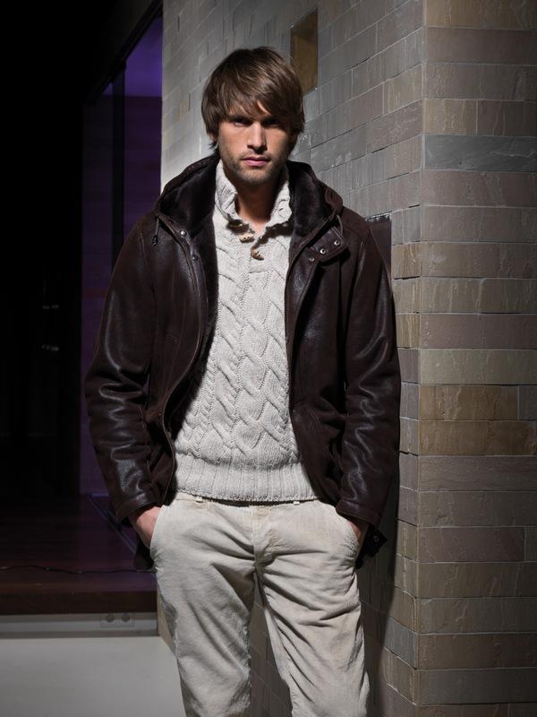 Lederen jassen en accessoires Bolero Ledermode