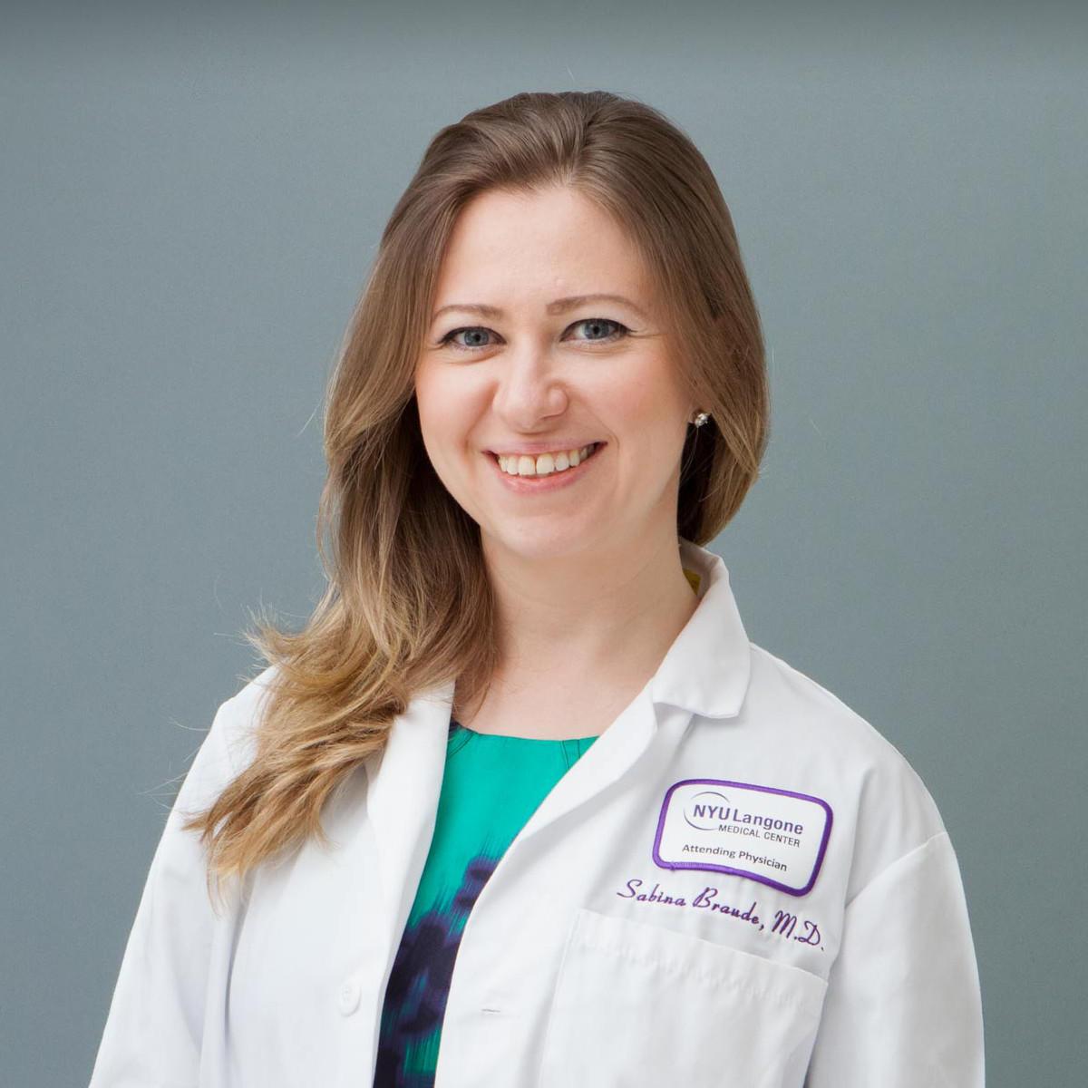 Sabina Braude, MD