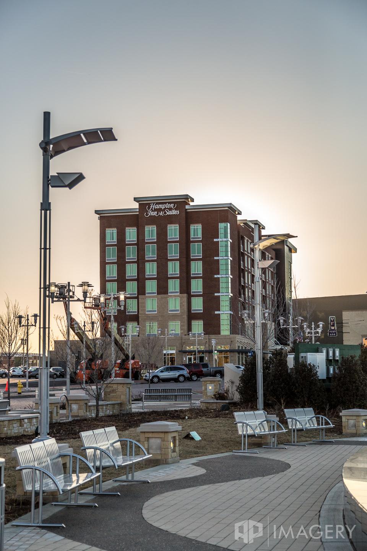 Hampton Inn Amp Suites By Hilton Owensboro Downtown