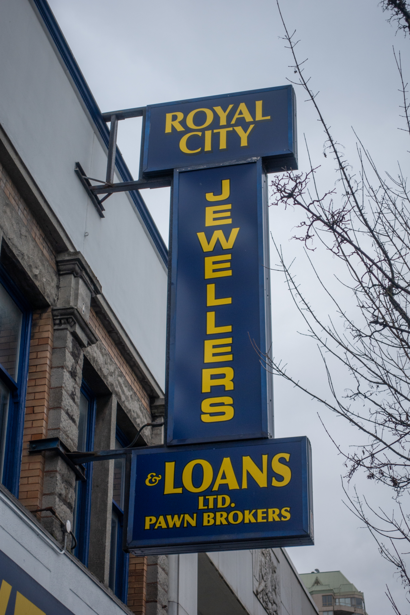 Royal City Jewellers & Loans Ltd in New Westminster