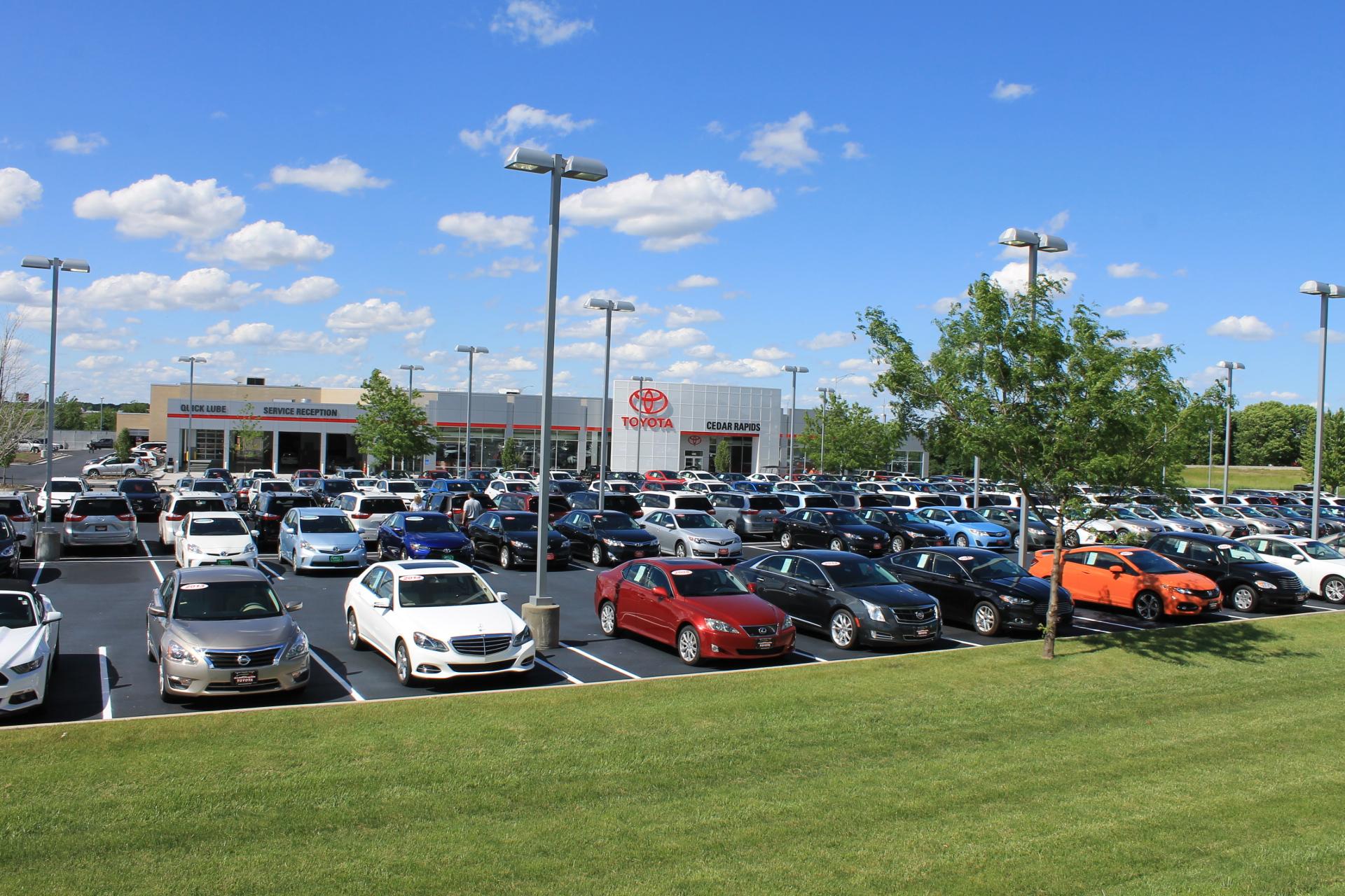 Cedar Rapids Toyota 1190 Boyson Road Hiawatha IA Toyota MapQuest
