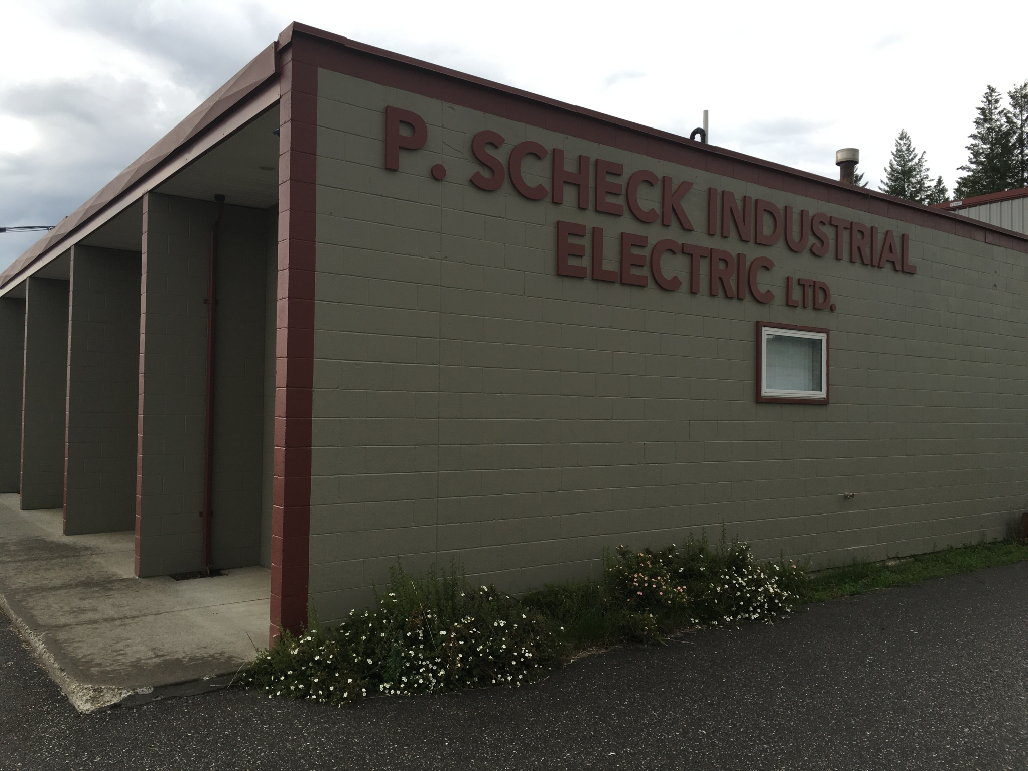 Scheck P Industrial Electric Ltd in Quesnel