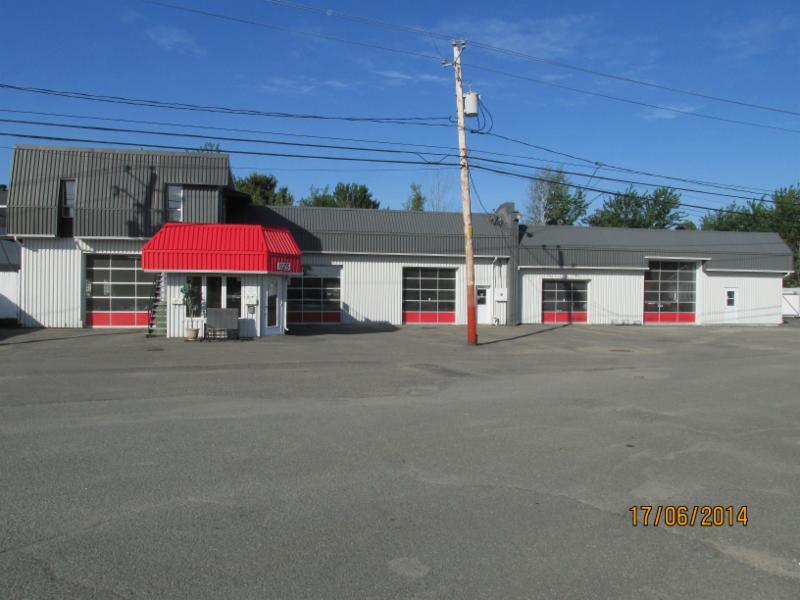 Garage Brisson Carrosserie à Victoriaville