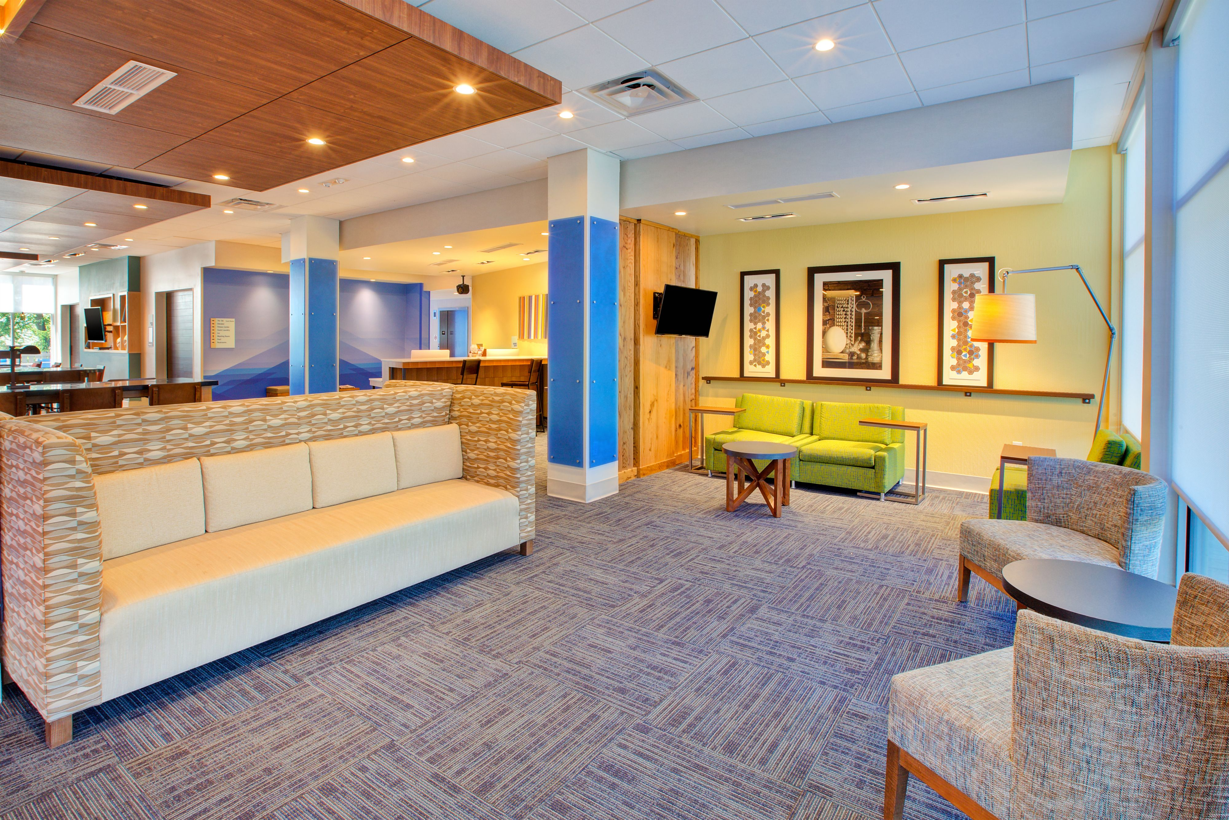 Holiday Inn Express New Castle image 6