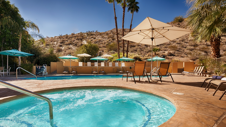 Palm Springs Best Western Inn Hotel