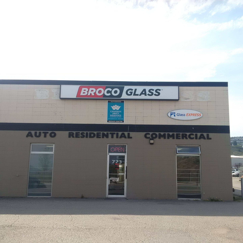 Broco Glass in Kamloops: Broco Glass Kamloops (3005)  - BC