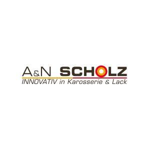 Logo von A & N Scholz Karosseriebau