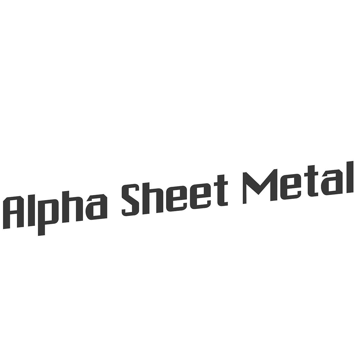 Alpha Sheet Metal, LLC