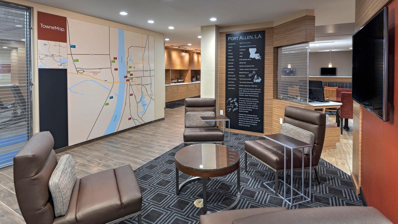 TownePlace Suites by Marriott Baton Rouge Port Allen image 2
