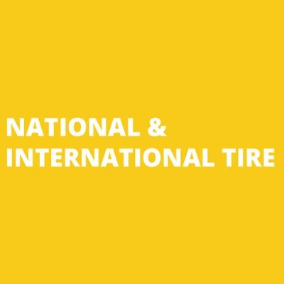 National & International Tire