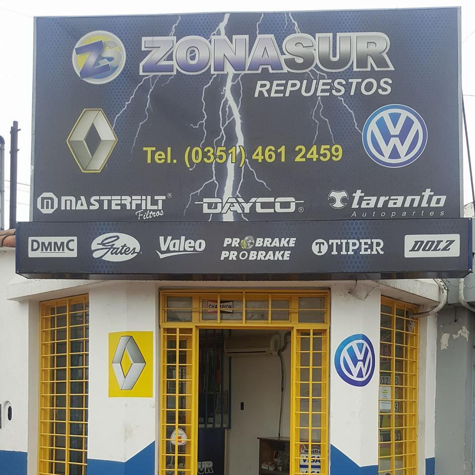 Zona Sur - Repuestos Volkswagen - Renault