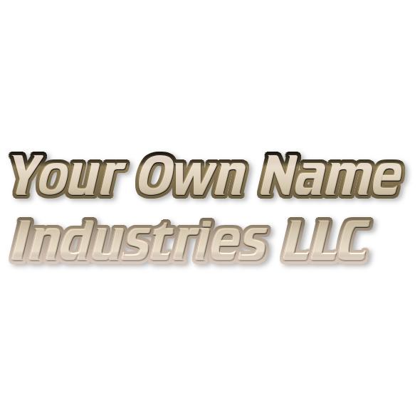 Your Own Name Industries LLC - Surprise, AZ 85378 - (623)688-1986   ShowMeLocal.com