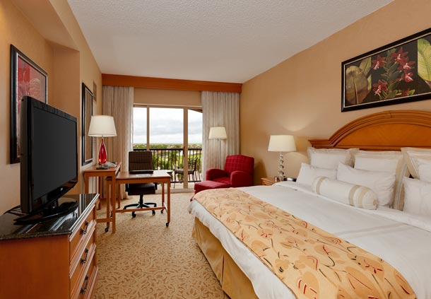 Fort Lauderdale Marriott Coral Springs Hotel, Golf Club & Convention Center image 4