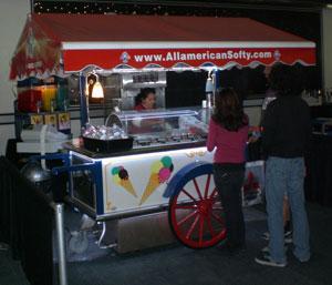 All American Softy & Coffee Inc