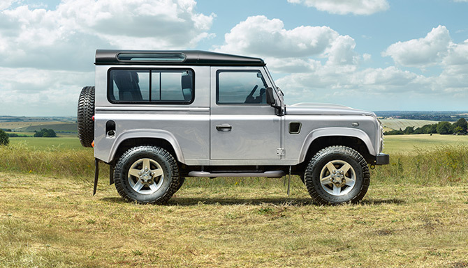 Listers Land Rover Solihull