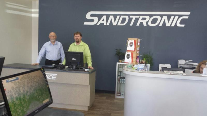 Sandtronic Business Systems Ltd in Williams Lake