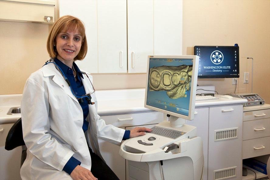 Washington Elite Dentistry: Dr. Caroline Berman, DMD image 0