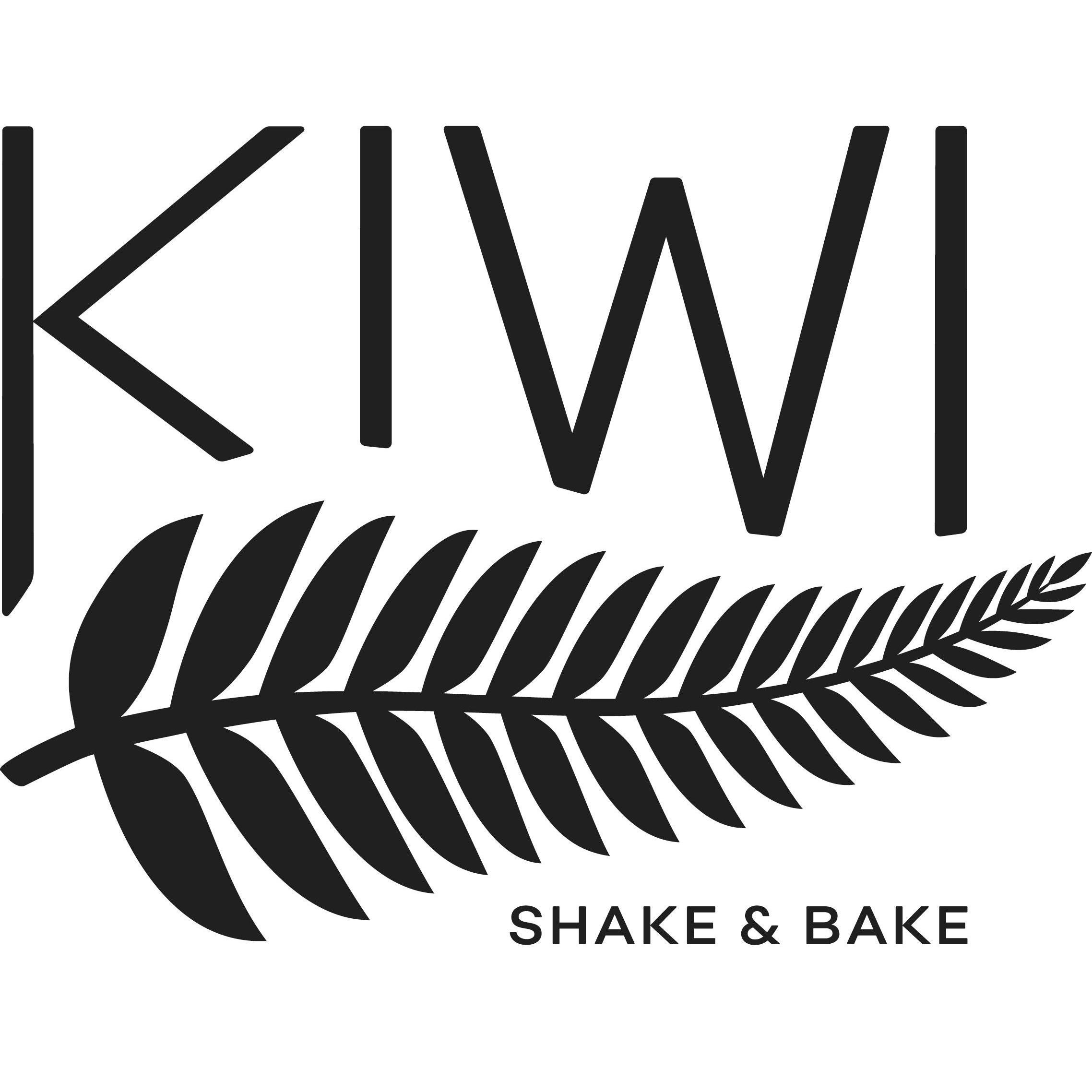 Kiwi Shake and Bake