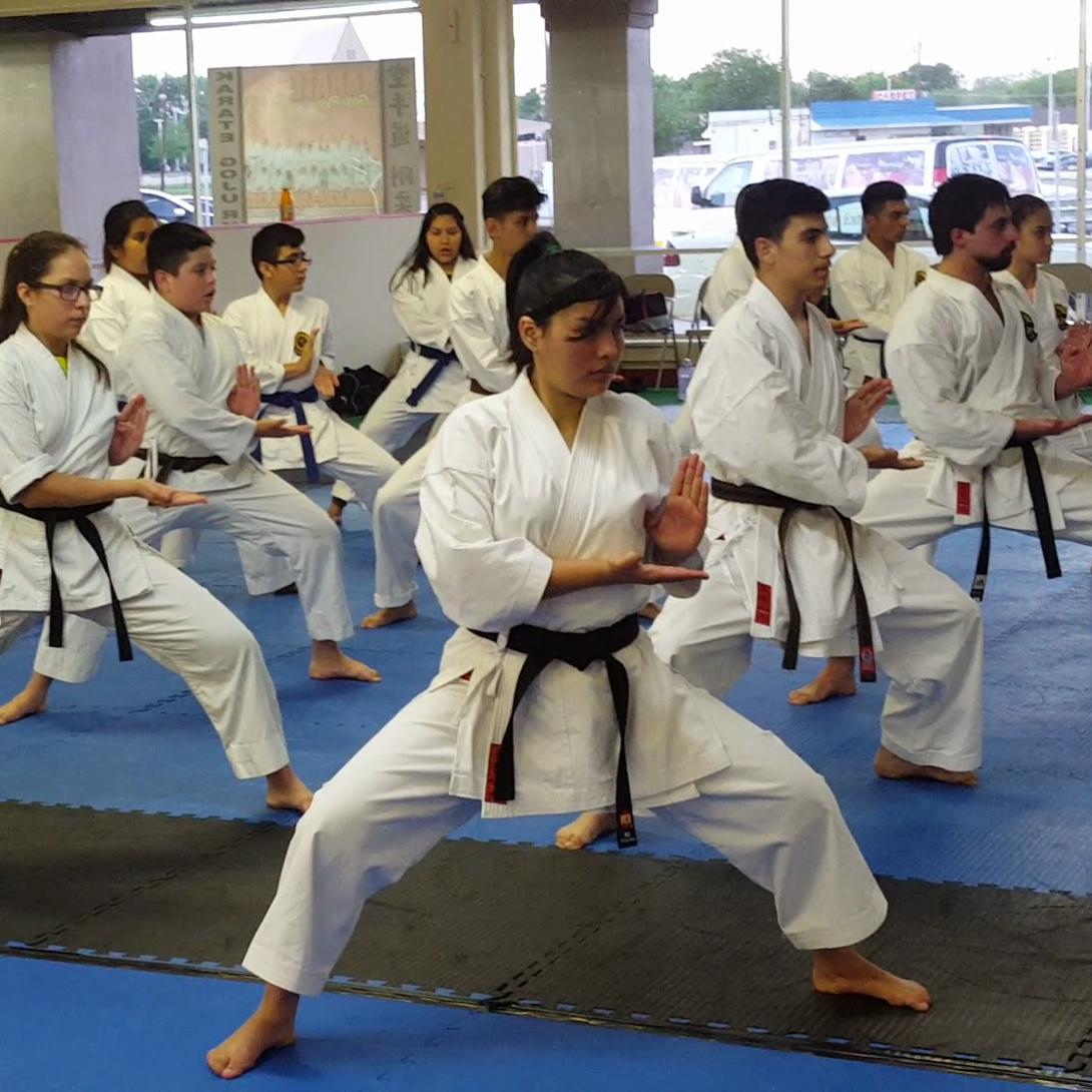 Goju Ryu Karate-Do Mesquite