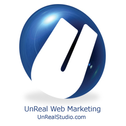 UnReal Web Marketing - ad image