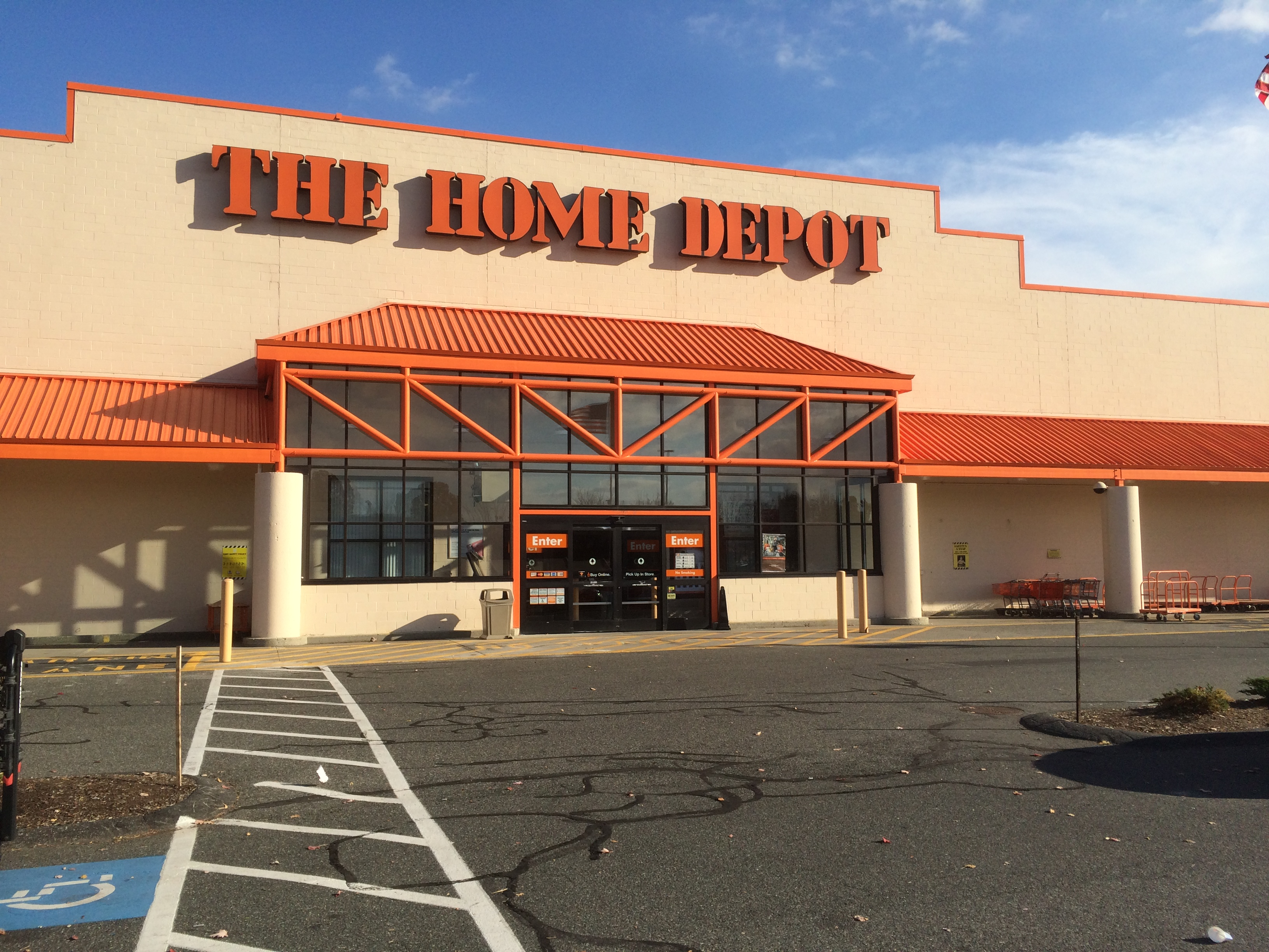 The Home Depot in West Springfield MA