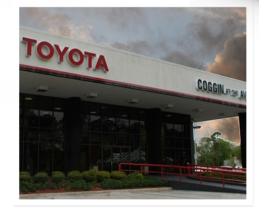 Coggin Toyota At The Avenues in Jacksonville image 1